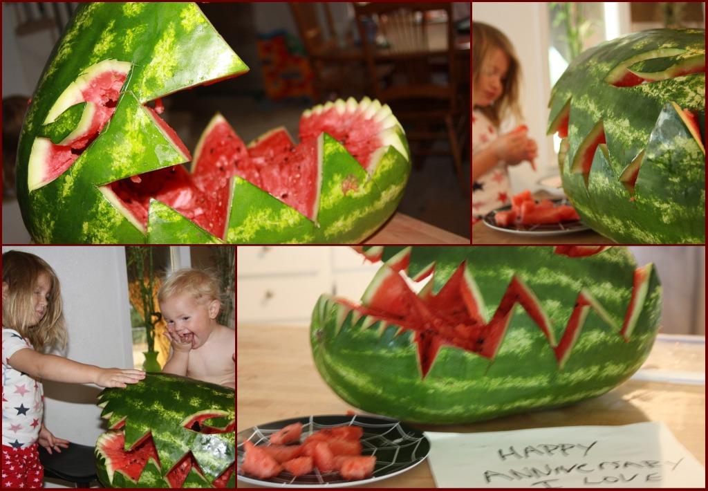 Dinosaur Watermelon Lacyandnikki